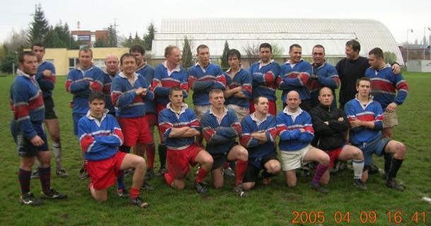 Székesfehérvár old rugby csapat