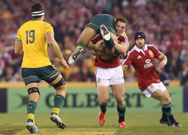 Lions VS Ausztrália
