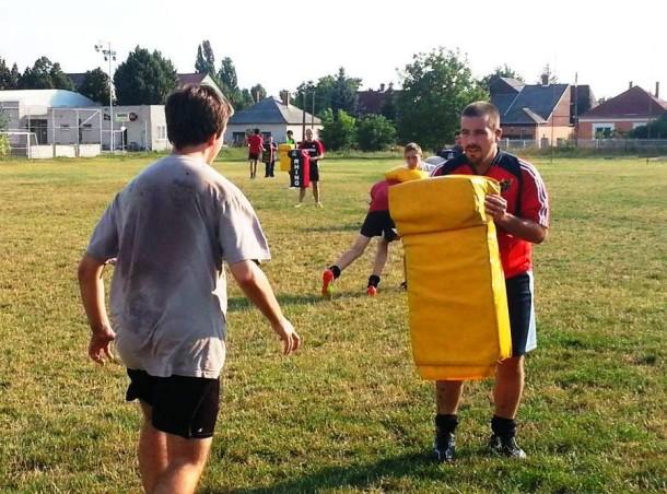 Fehérvár Rugby Club edzőtábor