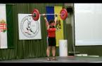 Kati 72 kg lökés